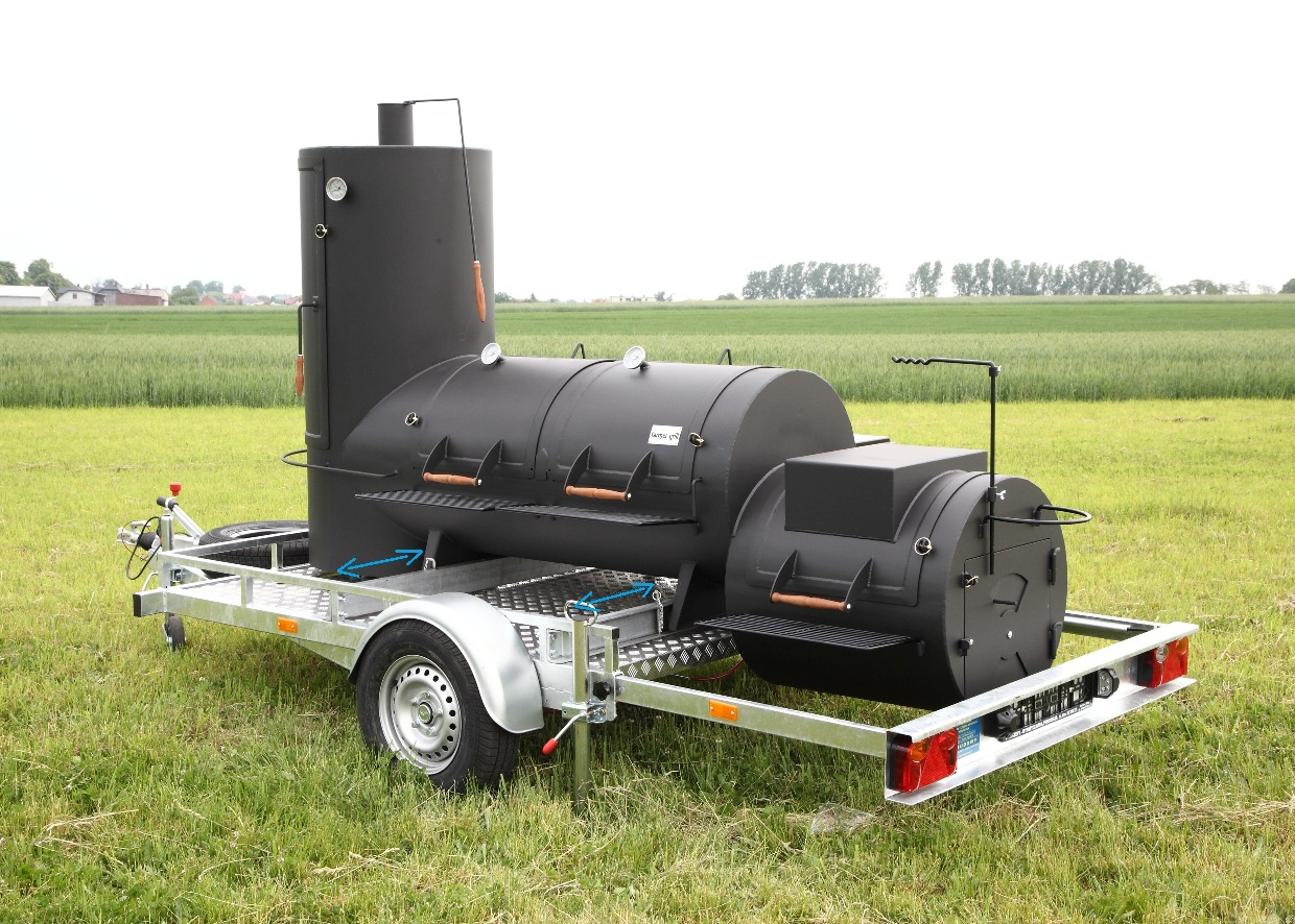 bbq trailer bbq smoker produkte farmergrill the manufacturer of bbq smokers. Black Bedroom Furniture Sets. Home Design Ideas